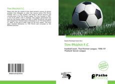 Bookcover of Ttm Phichit F.C.