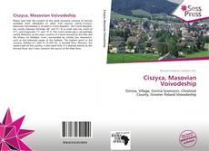 Portada del libro de Ciszyca, Masovian Voivodeship