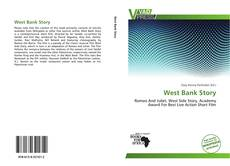 Bookcover of West Bank Story