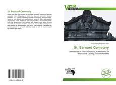 Buchcover von St. Bernard Cemetery