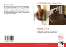 Обложка Ariane Jacobi