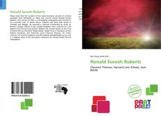Bookcover of Ronald Suresh Roberts
