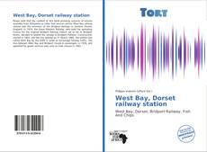 Portada del libro de West Bay, Dorset railway station