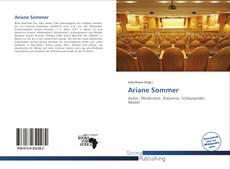 Обложка Ariane Sommer