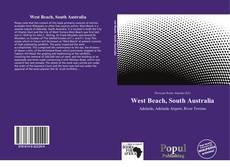 Bookcover of West Beach, South Australia