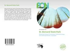 Couverture de St. Bernard State Park
