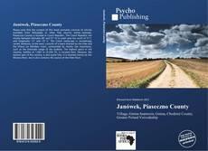 Buchcover von Janówek, Piaseczno County