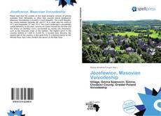Portada del libro de Józefowice, Masovian Voivodeship