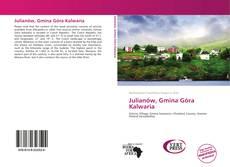 Buchcover von Julianów, Gmina Góra Kalwaria