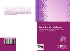 Bookcover of West Branch, Michigan