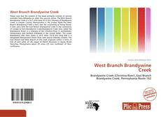 Bookcover of West Branch Brandywine Creek