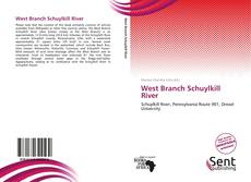 Bookcover of West Branch Schuylkill River