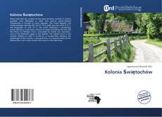 Bookcover of Kolonia Świętochów