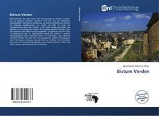 Bookcover of Bistum Verden