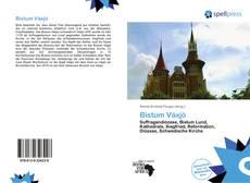 Bistum Växjö kitap kapağı