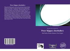 Bookcover of Peter Kippax (footballer)