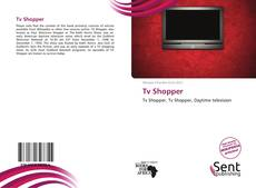 Couverture de Tv Shopper