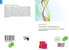 Bookcover of Vladimir Tismăneanu