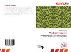 Vladimir Toporov kitap kapağı