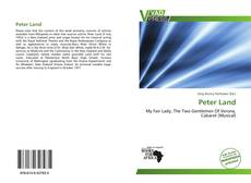 Bookcover of Peter Land