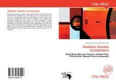 Portada del libro de Vladimir Vavilov (composer)