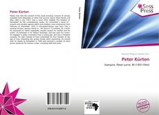 Couverture de Peter Kürten