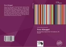 Bookcover of Peter Kloeppel
