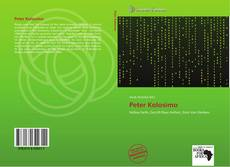 Buchcover von Peter Kolosimo