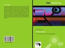 Bookcover of Peter Leeds