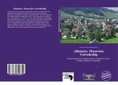 Обложка Alfonsów, Masovian Voivodeship