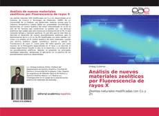 Обложка Análisis de nuevos materiales zeolíticos por Fluorescencia de rayos X