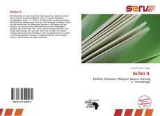 Bookcover of Aribo II.