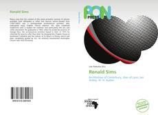 Borítókép a  Ronald Sims - hoz