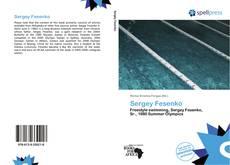Buchcover von Sergey Fesenko