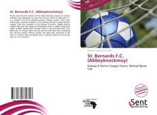 Buchcover von St. Bernards F.C. (Abbeyknockmoy)
