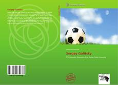 Bookcover of Sergey Galitsky