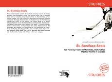 Capa do livro de St. Boniface Seals