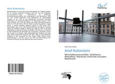 Borítókép a  Ariel Rubinstein - hoz