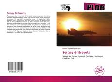 Bookcover of Sergey Gritsevets