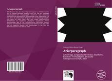 Capa do livro de Arierparagraph