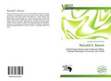 Portada del libro de Ronald S. Baron
