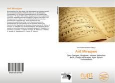 Portada del libro de Arif Mirsojew