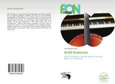 Buchcover von Arild Andersen