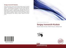 Buchcover von Sergey Ivanovich Kuskov