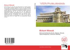 Buchcover von Bistum Wewak
