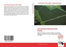 Copertina di Tennessee Democratic Party