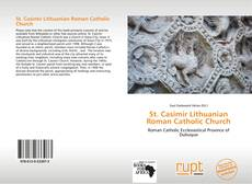 Bookcover of St. Casimir Lithuanian Roman Catholic Church