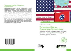 Bookcover of Tennessee Higher Education Commission