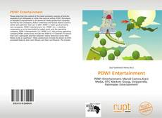 Bookcover of POW! Entertainment
