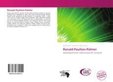 Ronald Poulton-Palmer kitap kapağı
